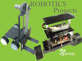 Robotics projects nevon