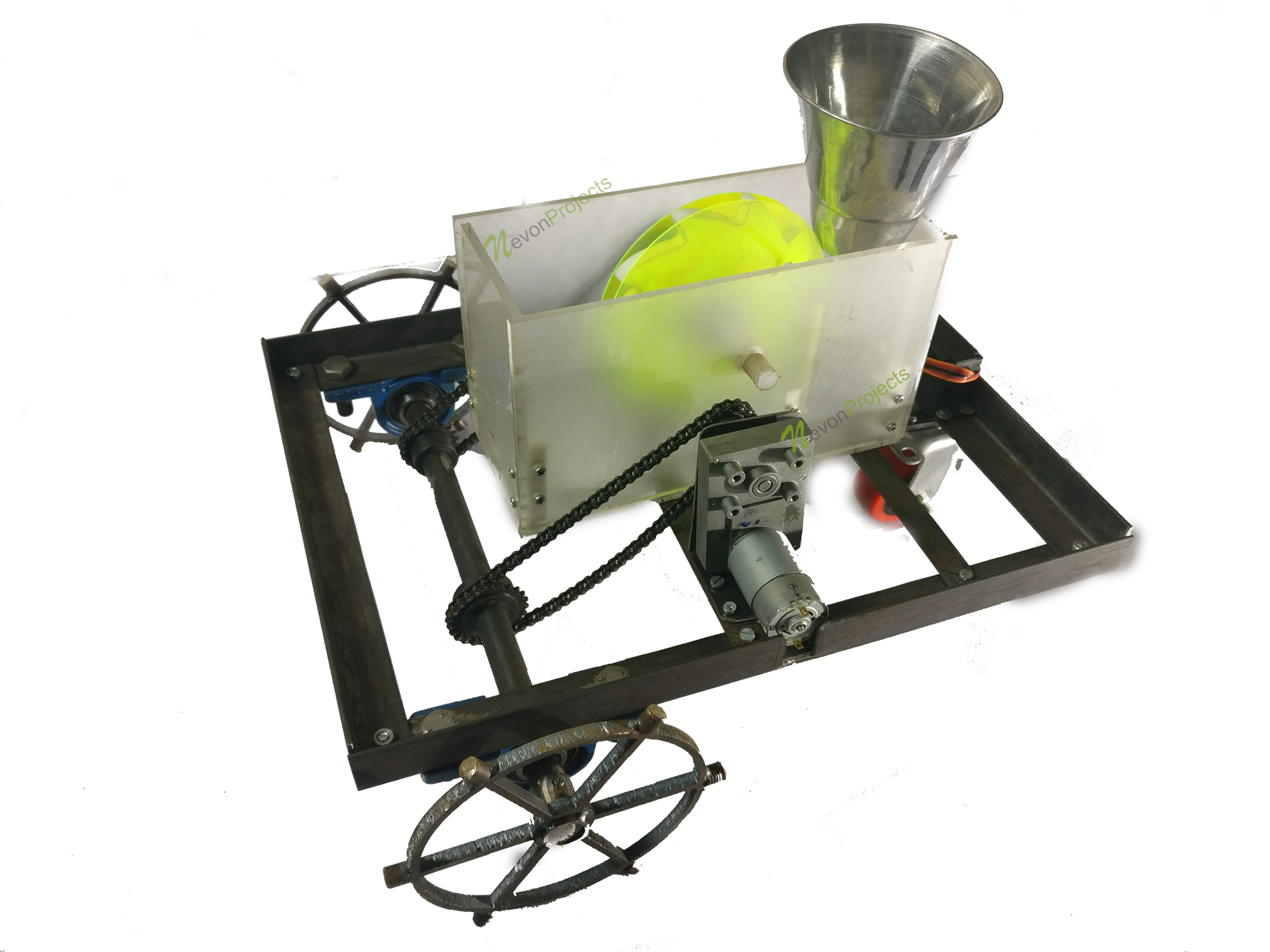 Automatic Seed Sowing Robot