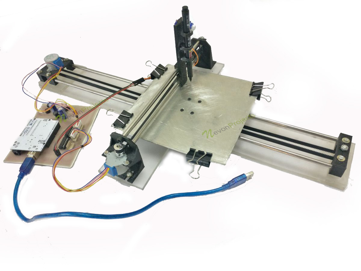 Automatic Sketching Machine Project