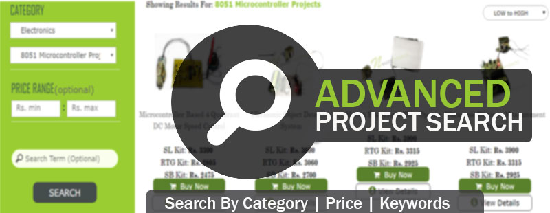 nevonprojects search