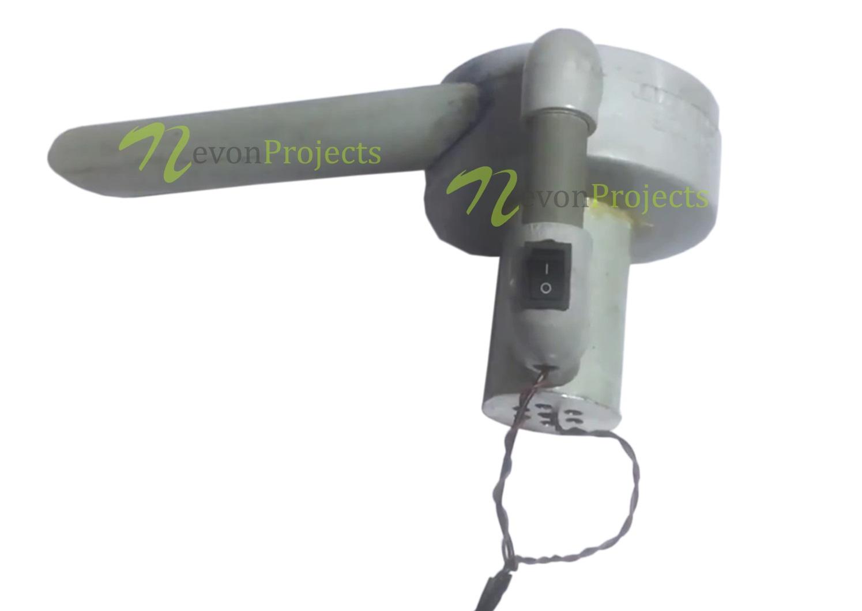 Mini Air Blower design