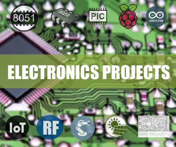 Electronics Software & Mechanical Projects Ideas & Kits | Nevonprojects