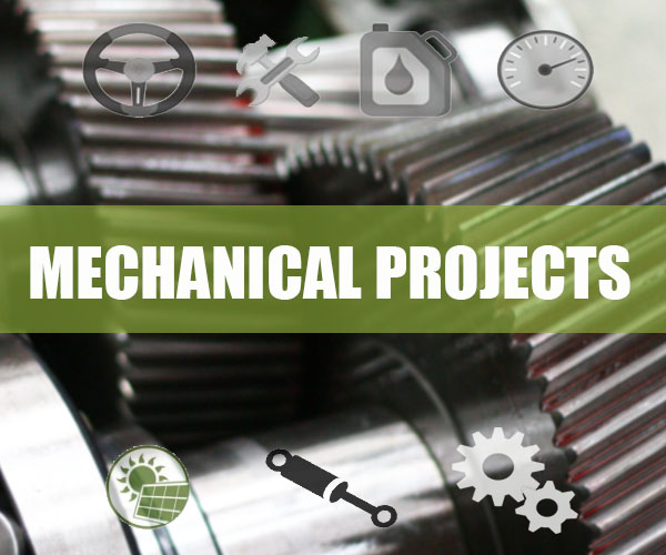 nevon Mechanical projects