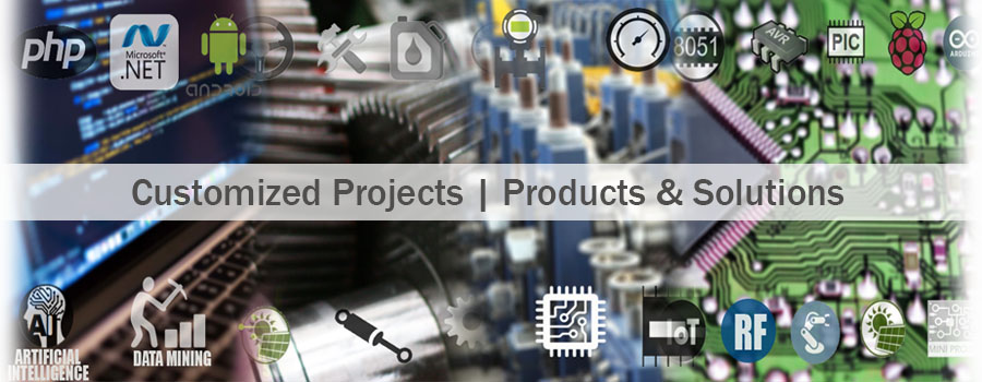Custom project/products requirements