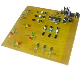 IOT Traffic Signal Monitoring & Controller