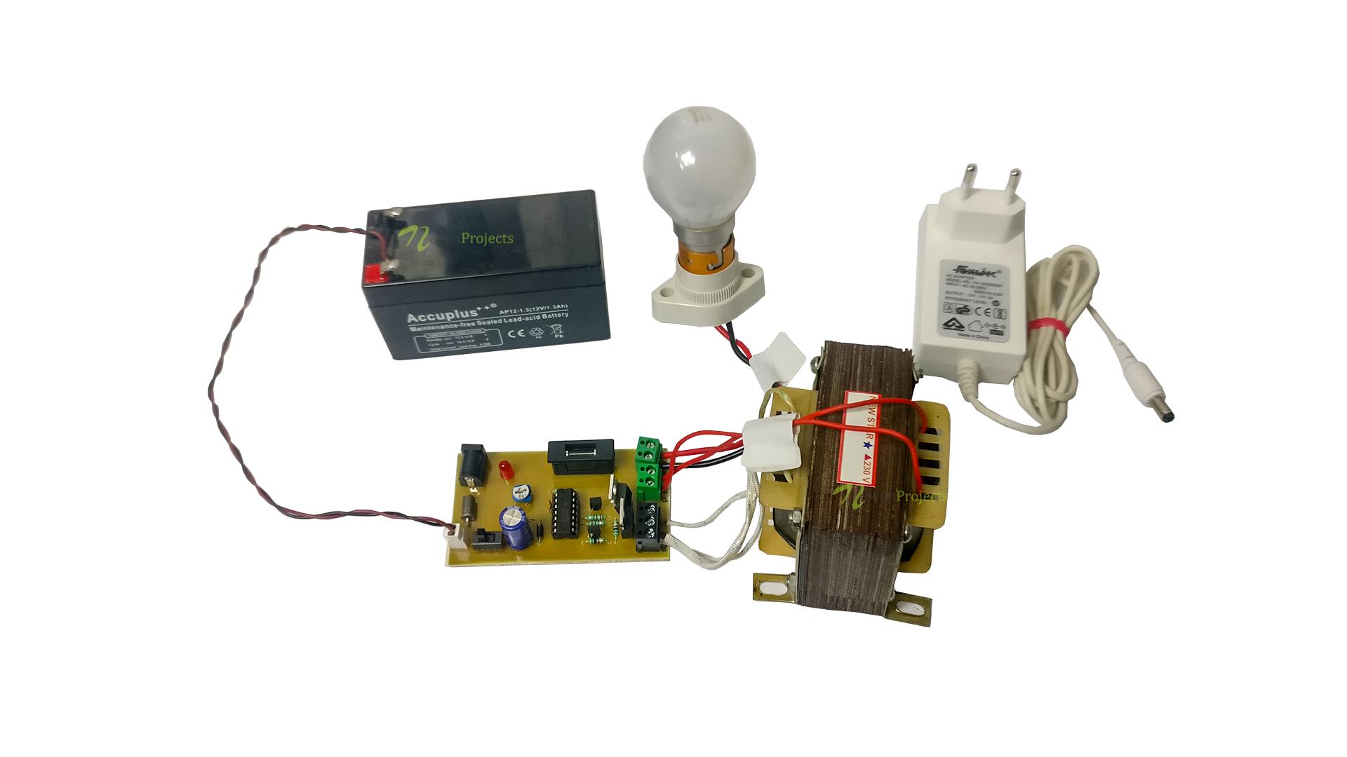 power efficient mini inverter projectScr Mini Power Inverter #20
