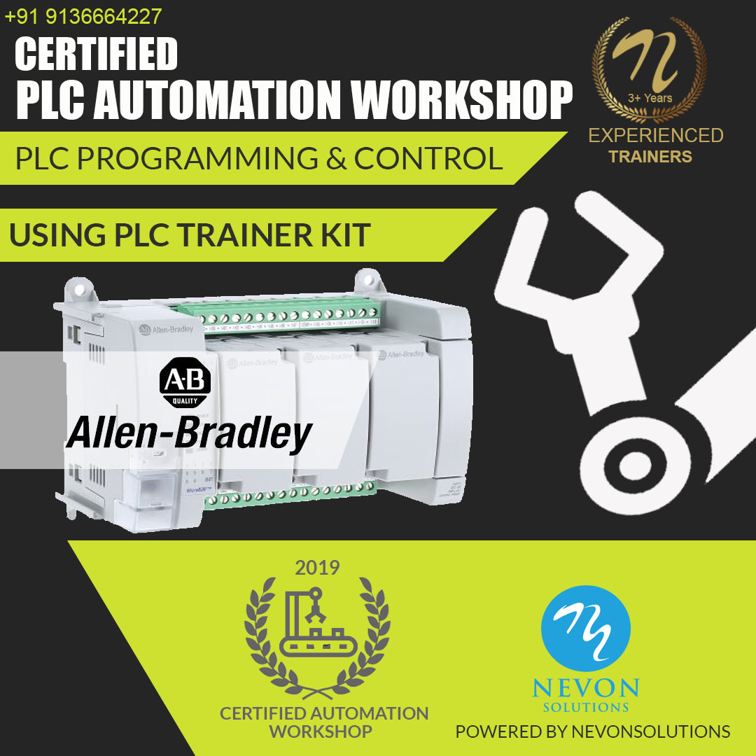 PLC training workshop nevon