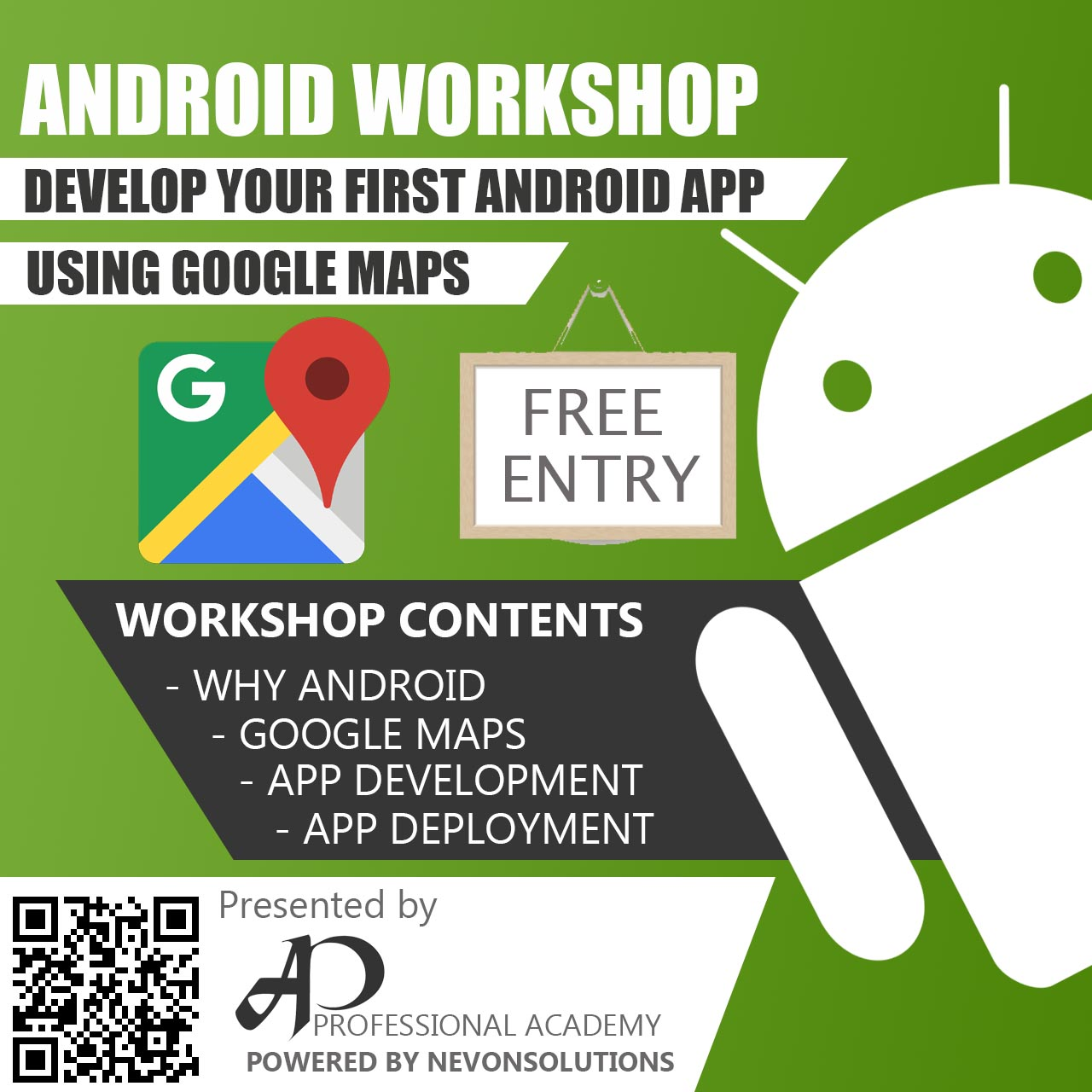 Android Application Development Workshop