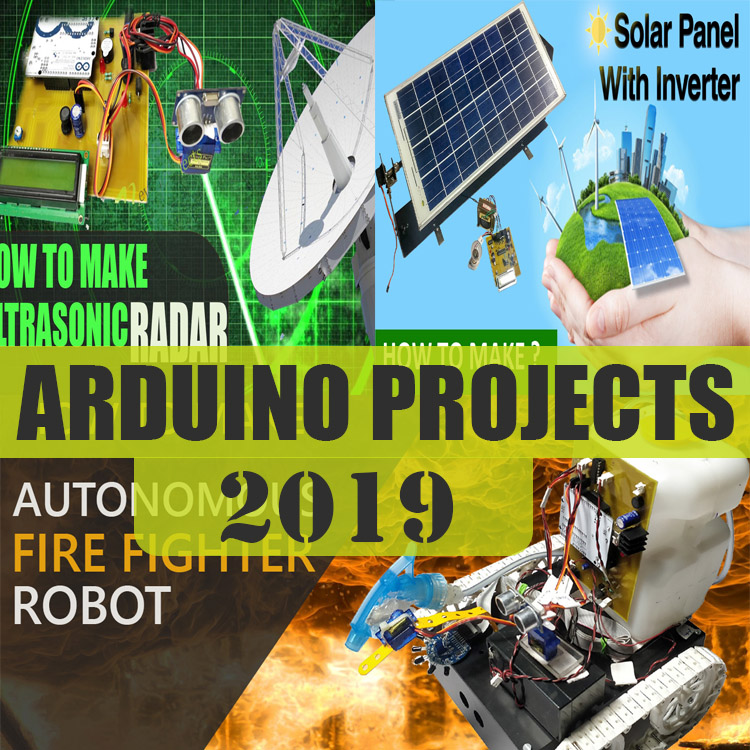 Latest 2019 Arduino Projects List Top Ideas & Topics