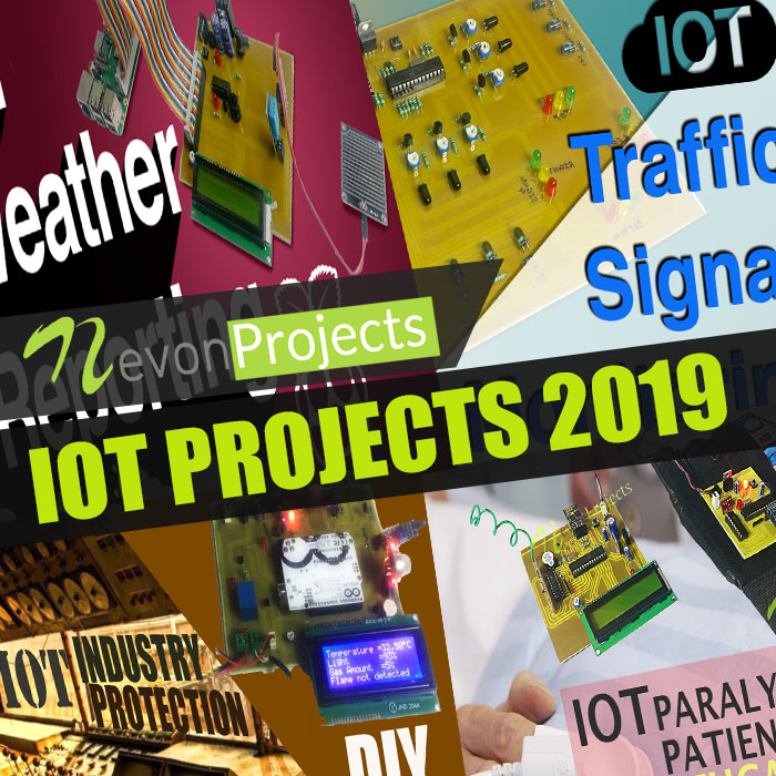 nevon IOT Projects 2019