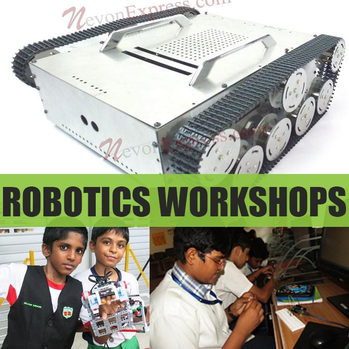 Robotics Workshops & Technology Workshops