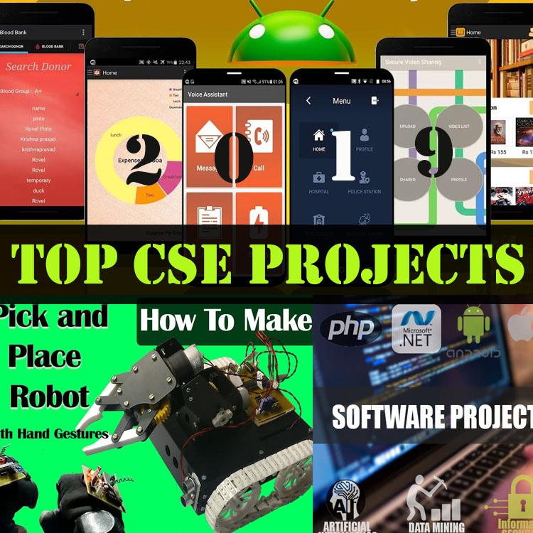 Final Year Projects For Computer Engineering Cse | NevonProjects
