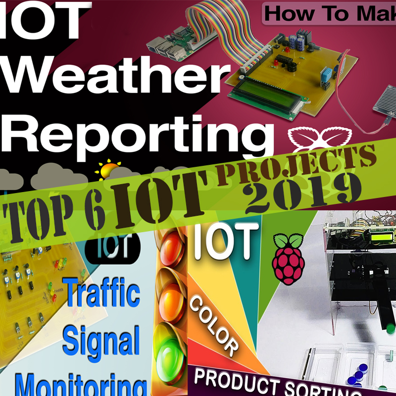 top 10 IOT projects 2019