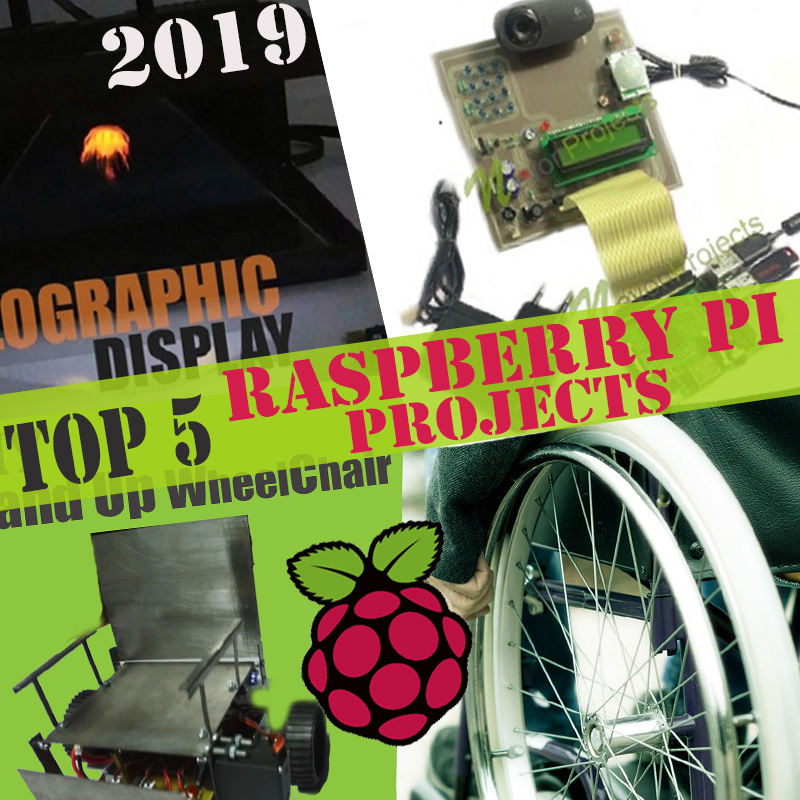 top Raspberry Pi projects 2019