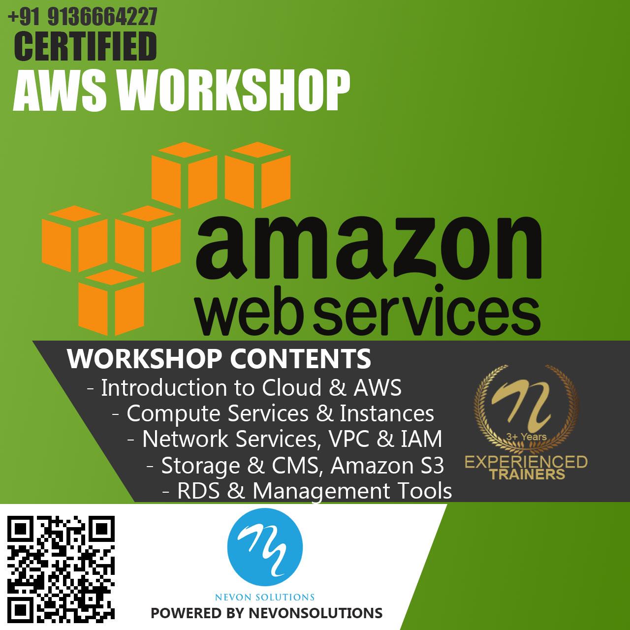 AWS Course Based Training Workshop