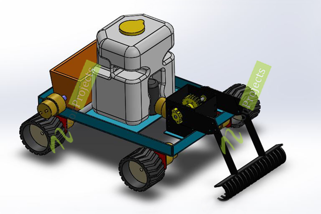 Design and Fabrication of Multipurpose Agricultural Machine