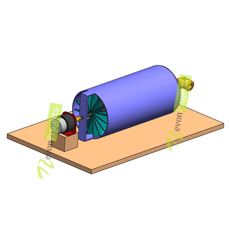 Design and Manufacturing of Mini Steam Power Plant Project