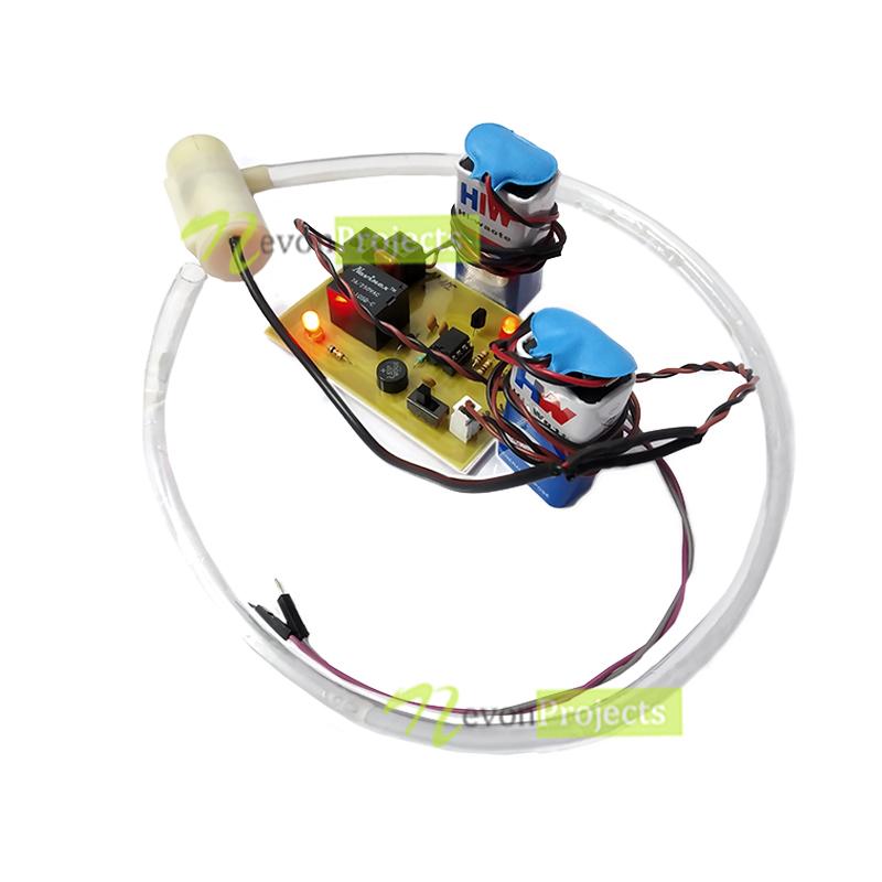 Auto Water Pump Switcher