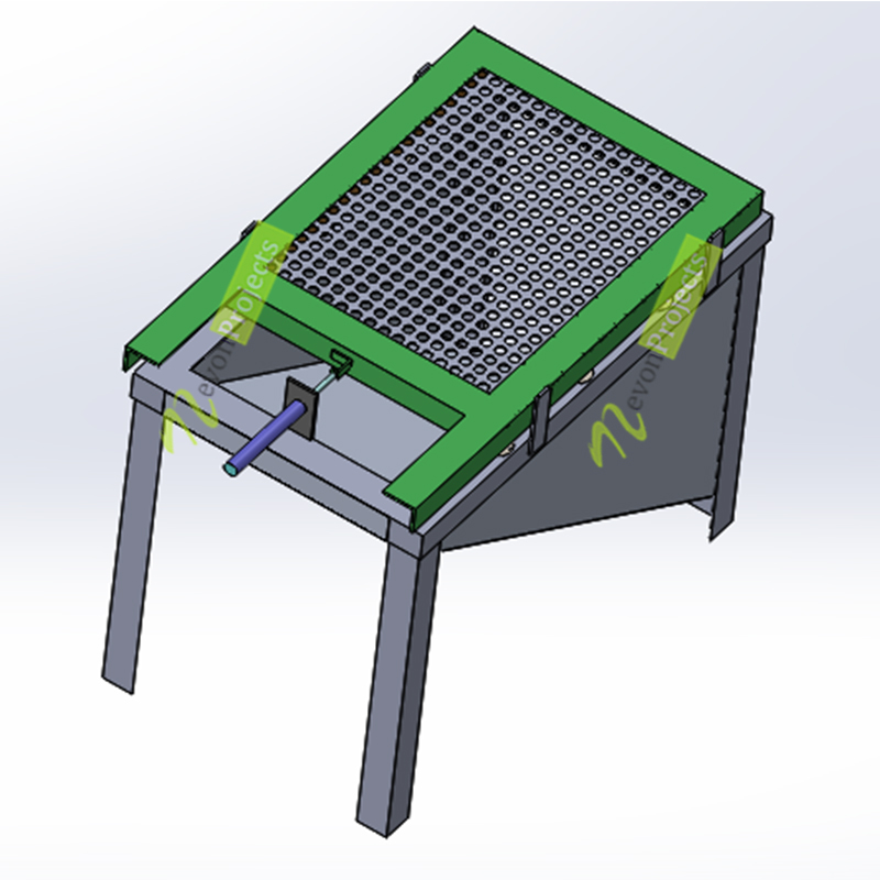 Pneumatic Sand Filtering Project