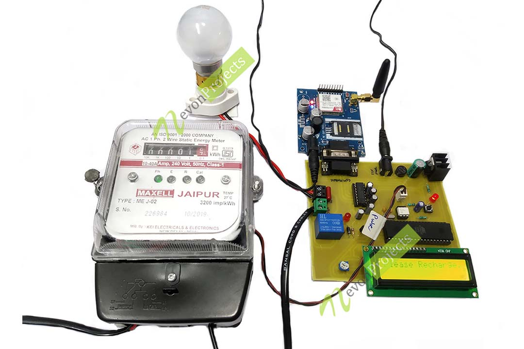 Iot home automation project.