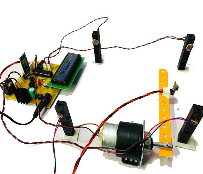 Contactless Temperature Detector