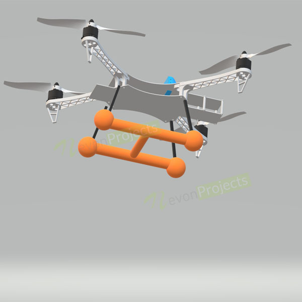 water takeoff drone