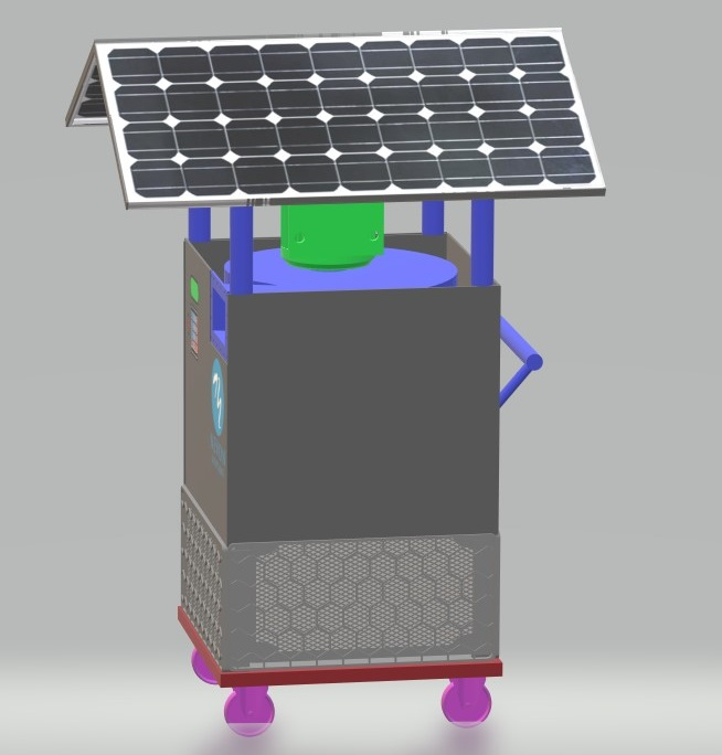 nevon heavy duty air purifier