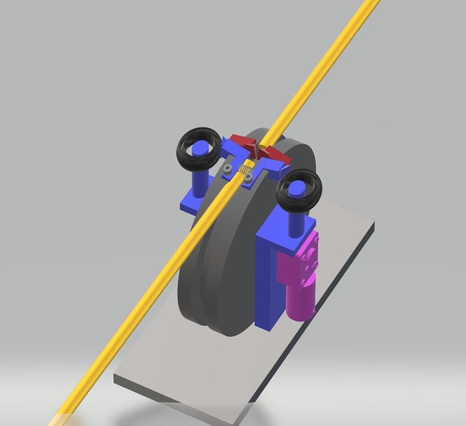 nevon rod cutting machine