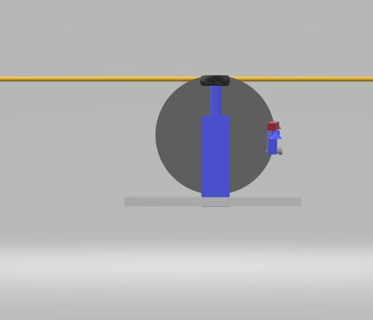 Nevon wire cutting machine