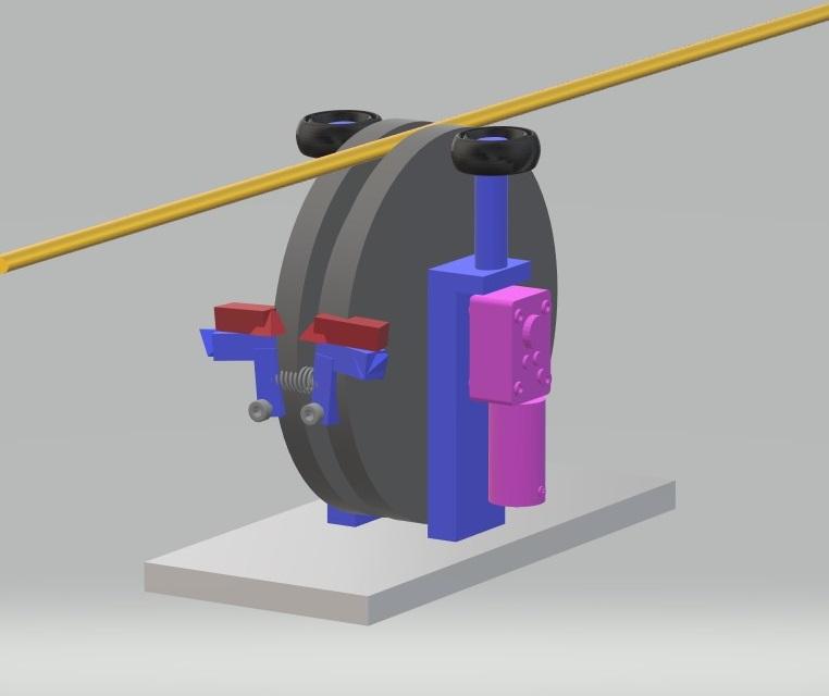 Mini Mechanical Wire Cutter