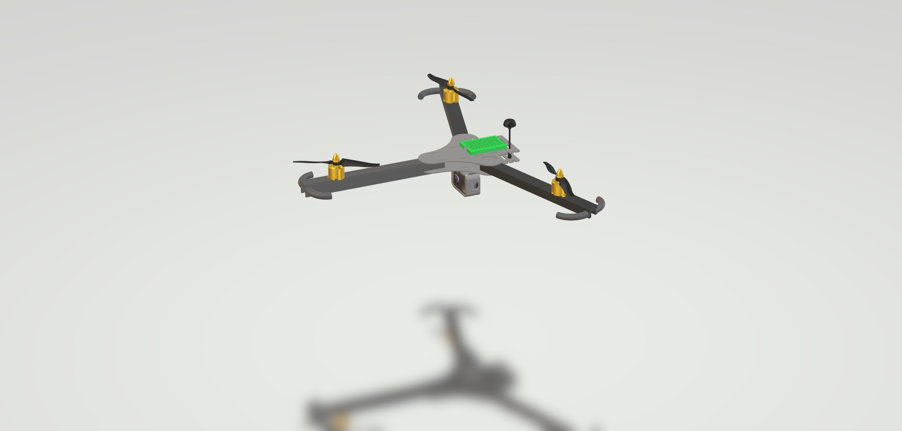 nevon selfie drone tricopter