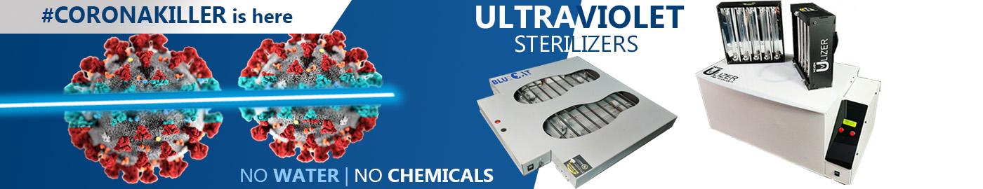 Nevon Ultraviolet sterilizers