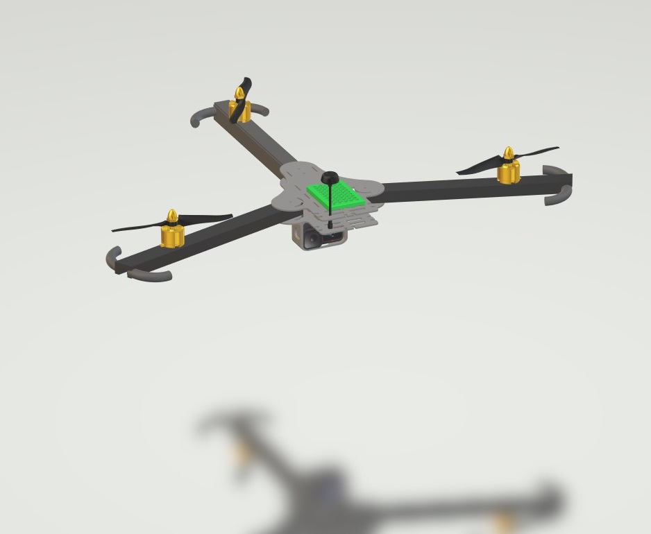 Nevonprojects diy tricopter selfie drone