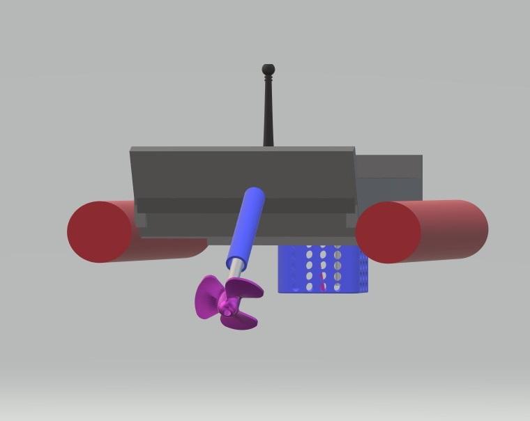 nevon rc water pollution rrobot
