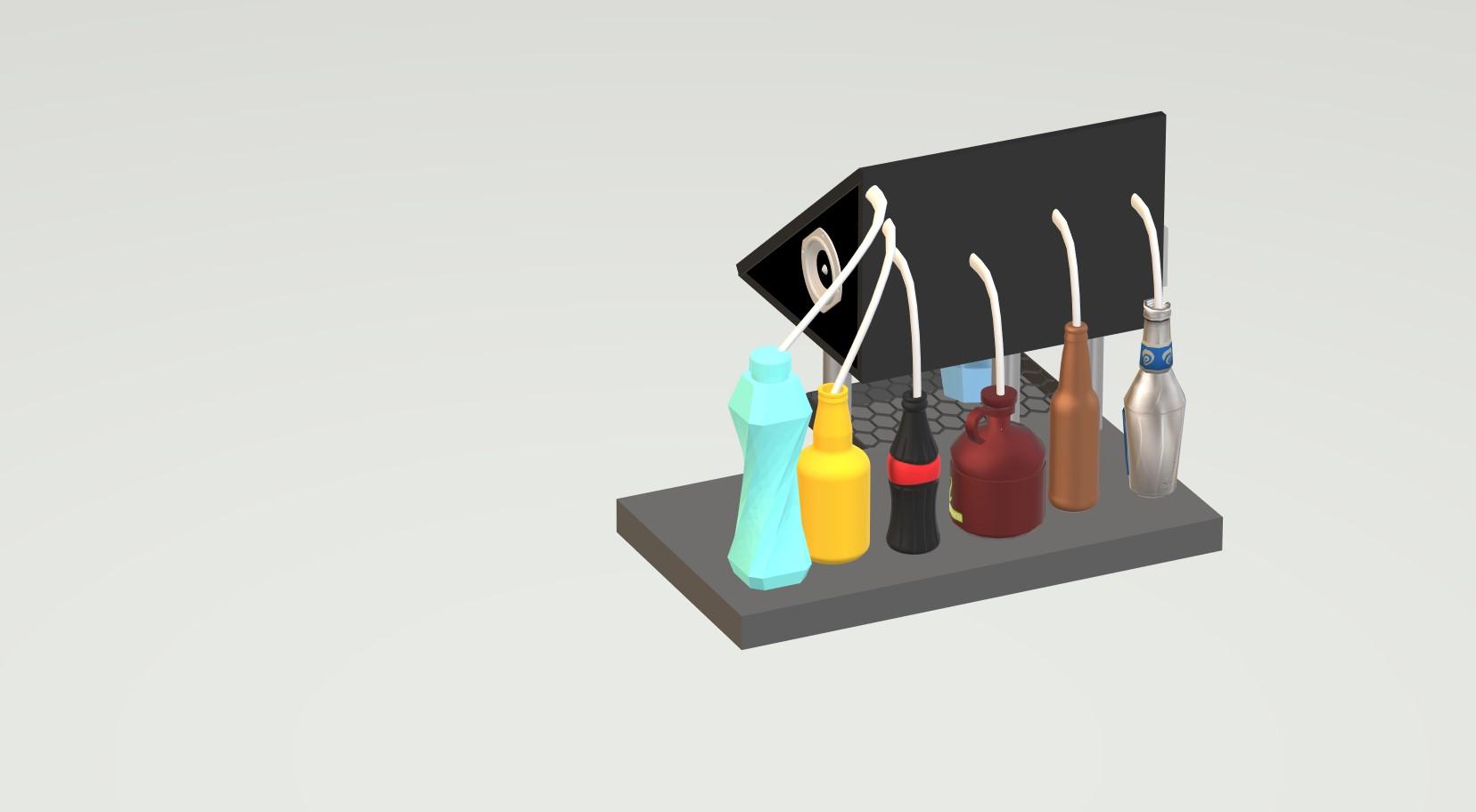 nevon open bar machine