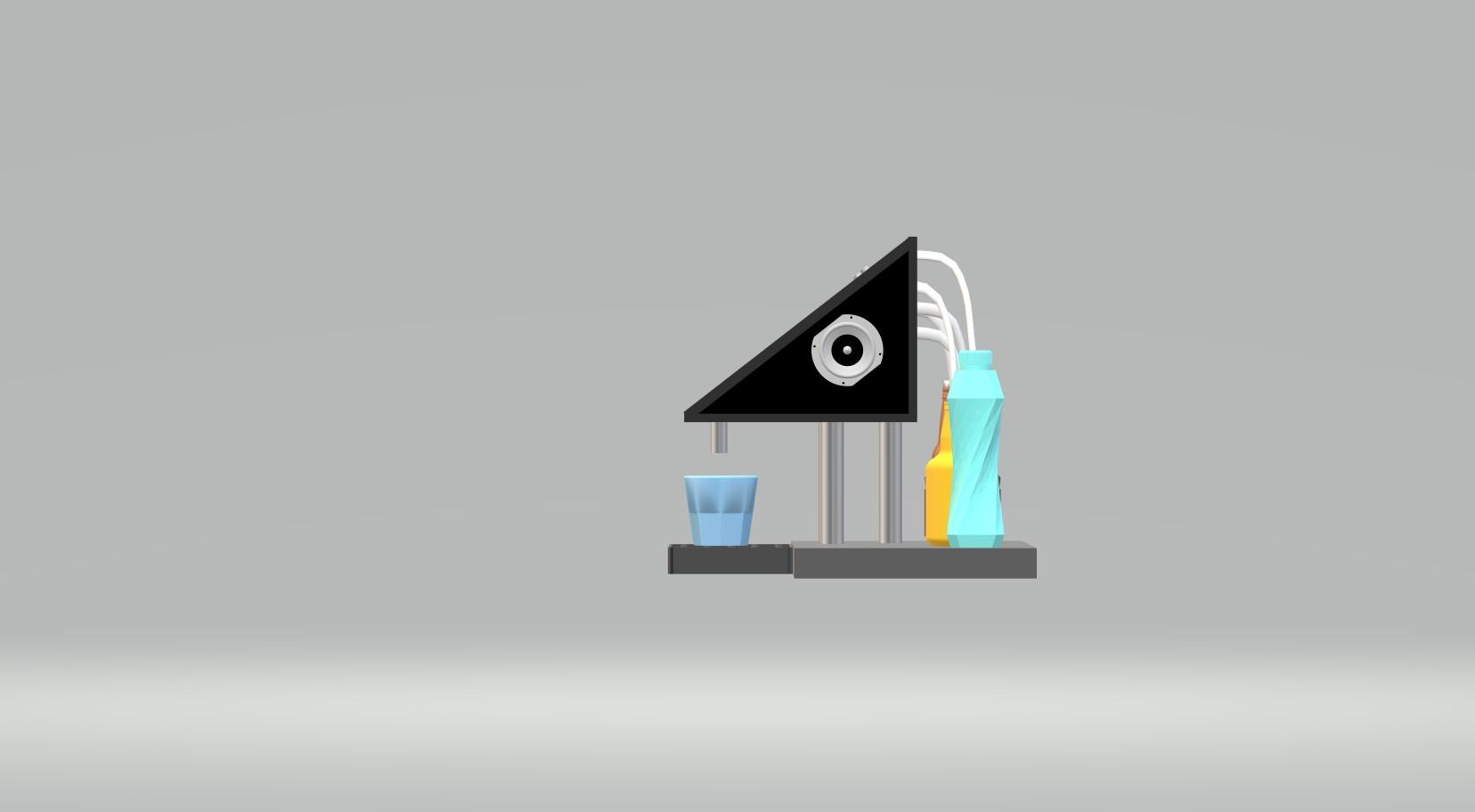 Nevon ai cocktail maker