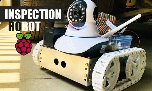 Ras Pi Android Surveillance Robot