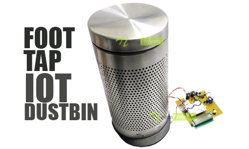 IOT smart bin