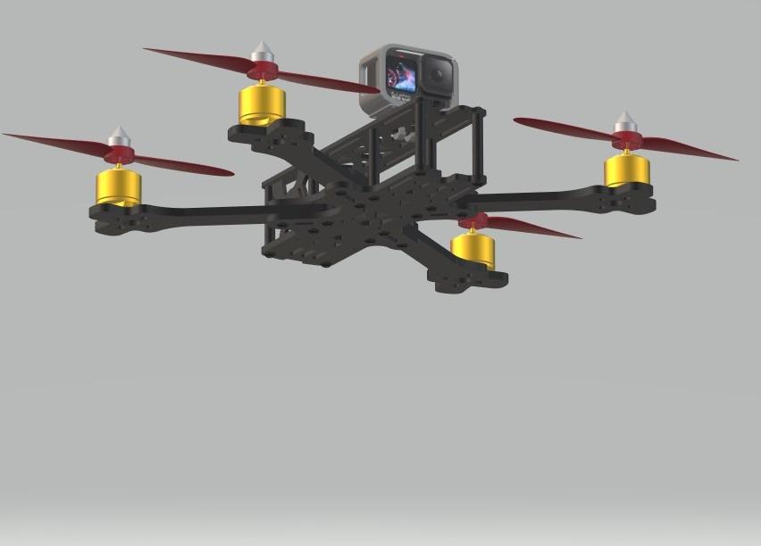 nevon camera racing drone