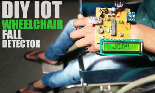 wheelchair fall detector
