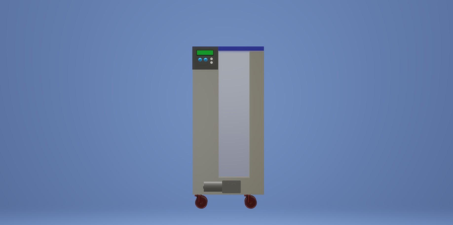 Nevon mattress cleaner machine