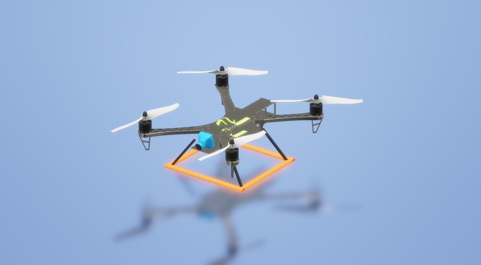 nevon fishing drone