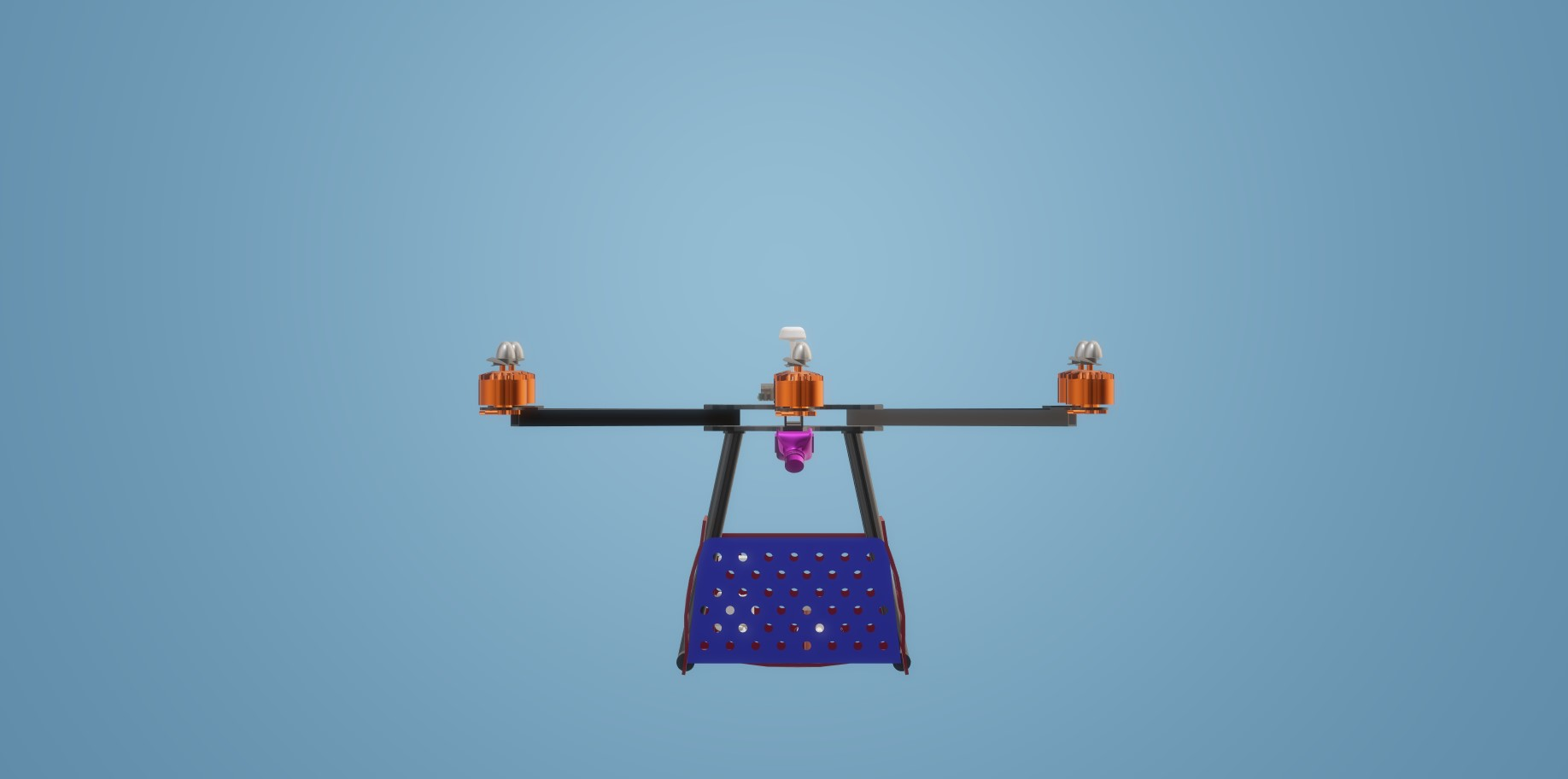 Nevon medical supply delivery drone