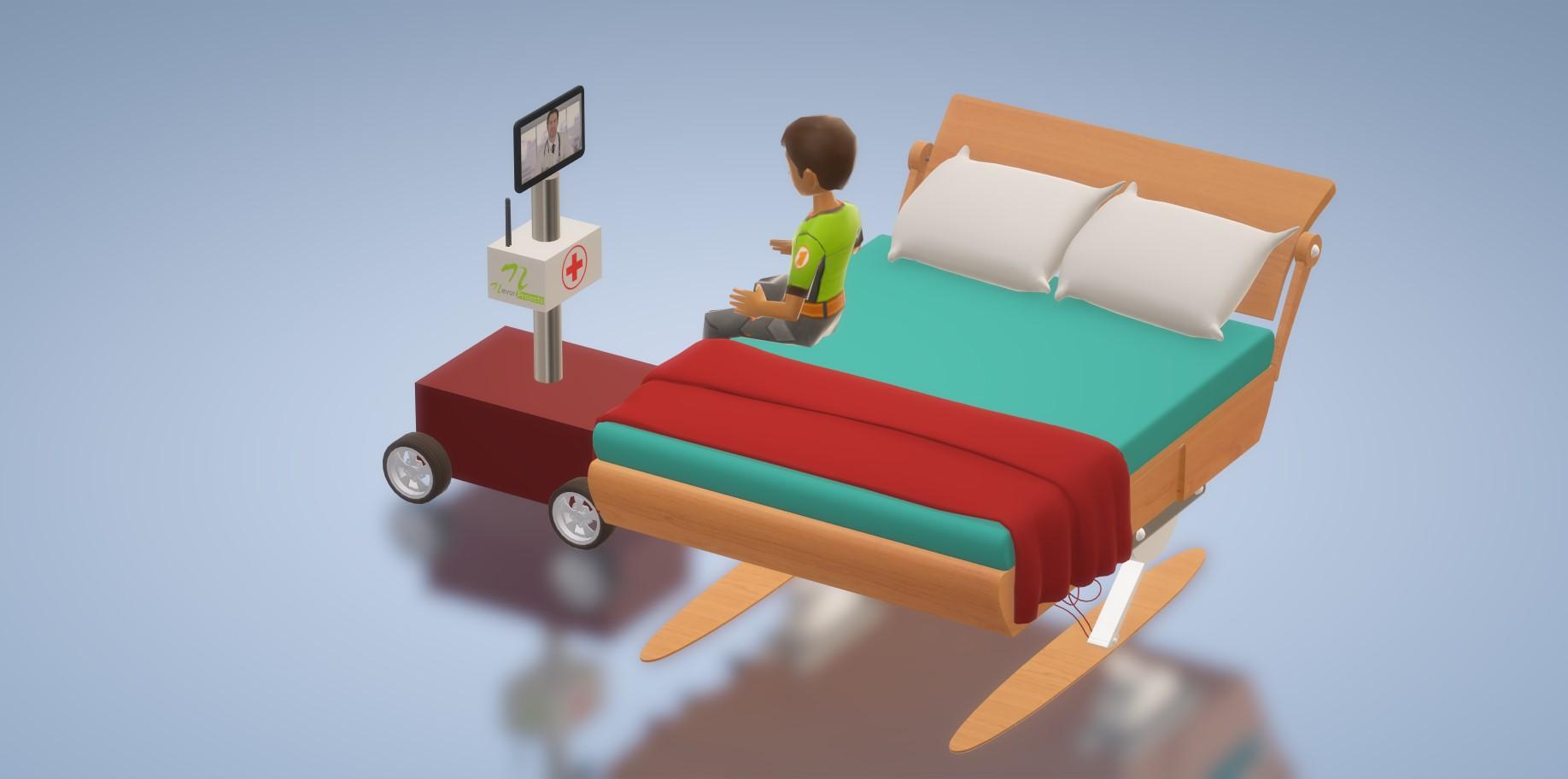 nevon virtual doctor robot