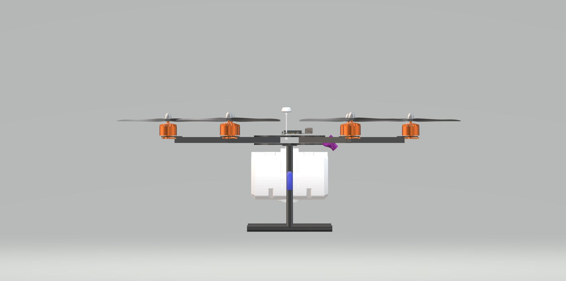 Nevon agriculture drone