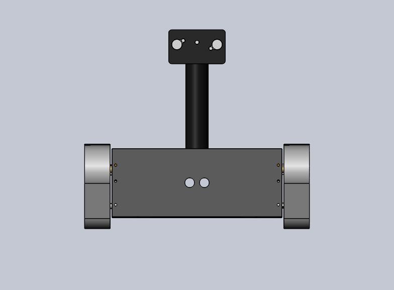 Nevon thermal vision night vision rc tank