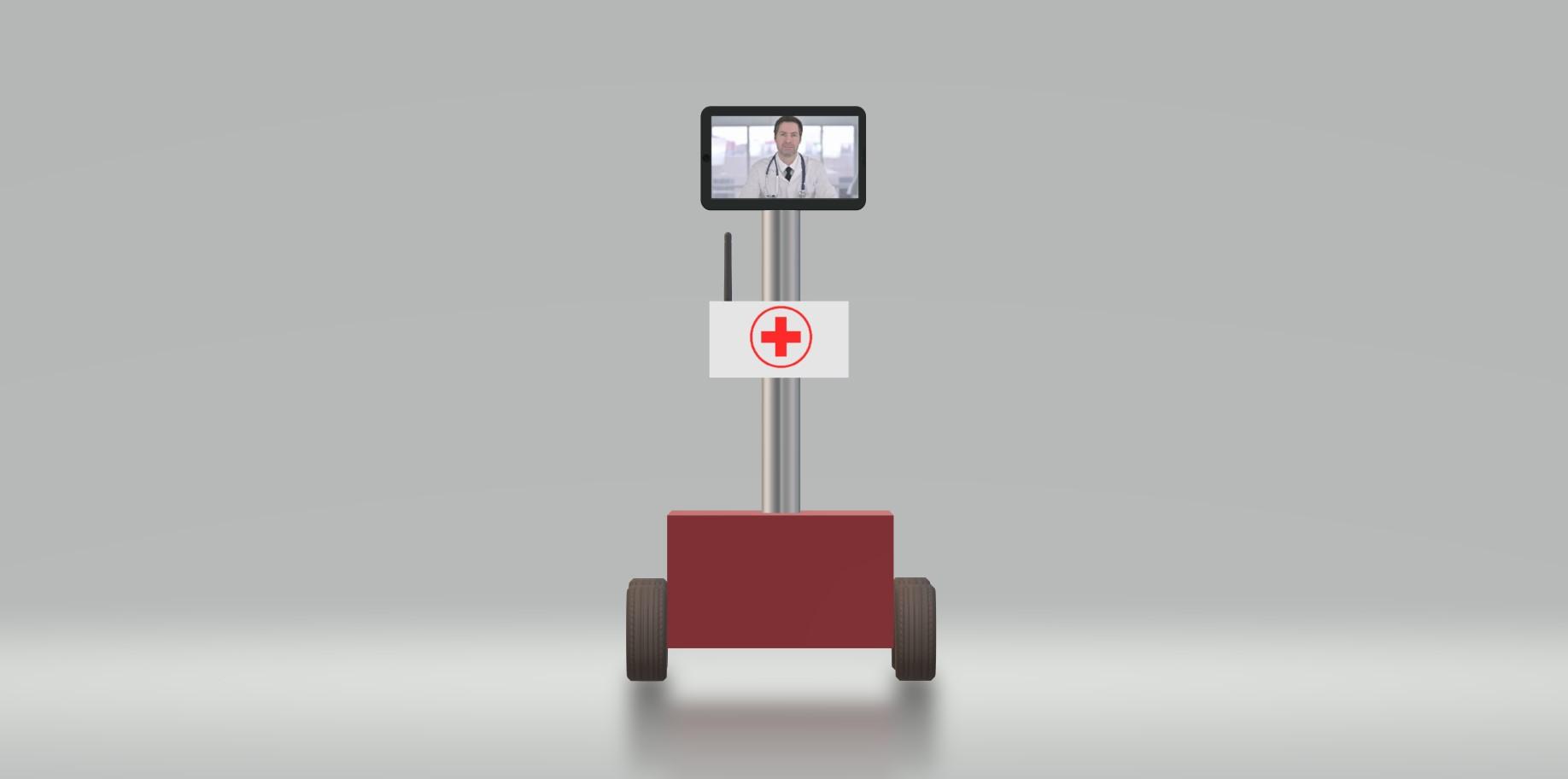 Nevon iot virtual doctor robot