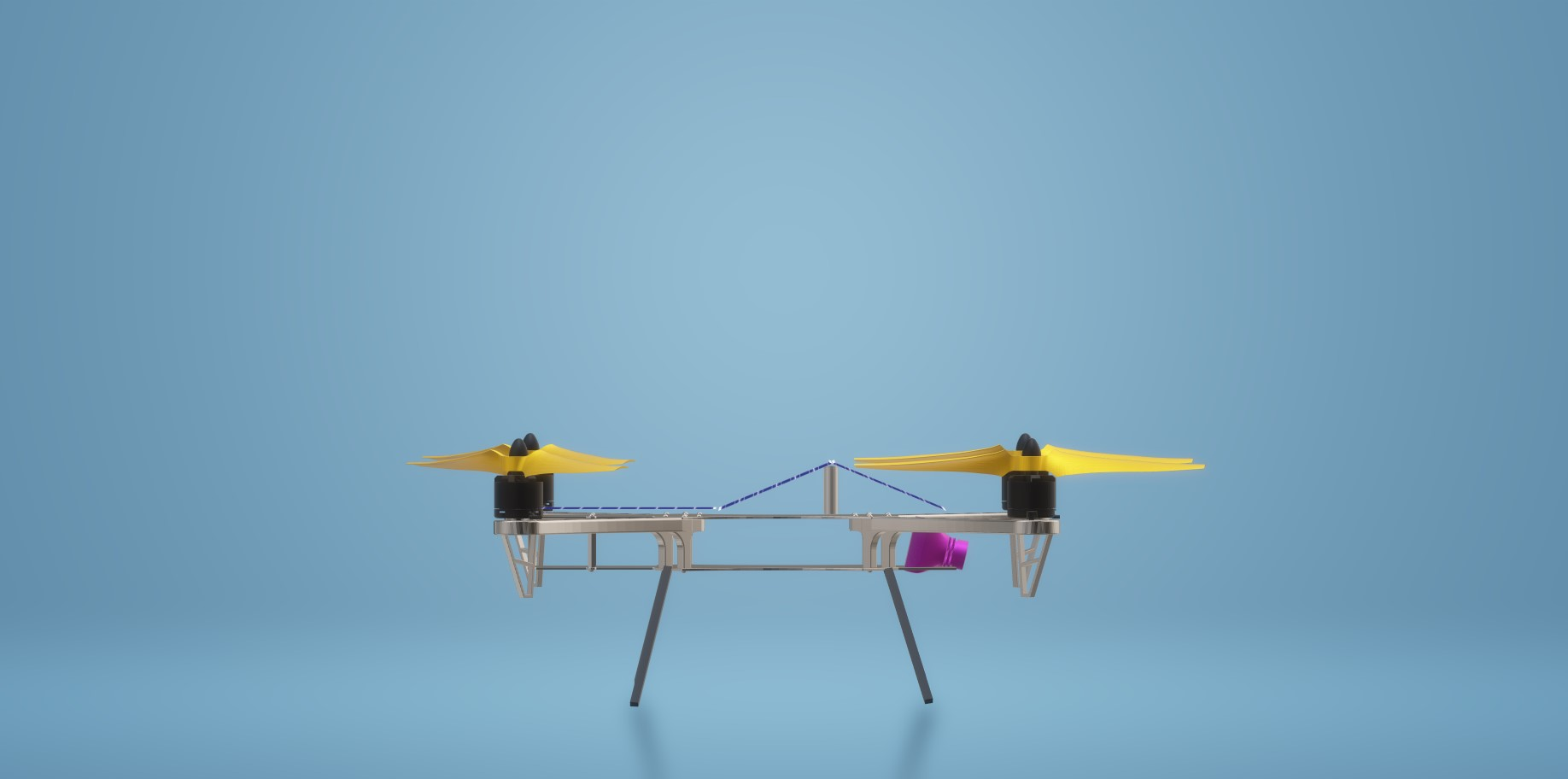 Nevon solar powered drone