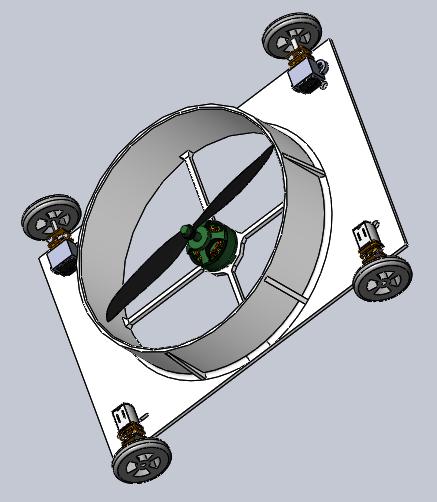 Nevon Wall Climber Glass Cleaner Robot 3d
