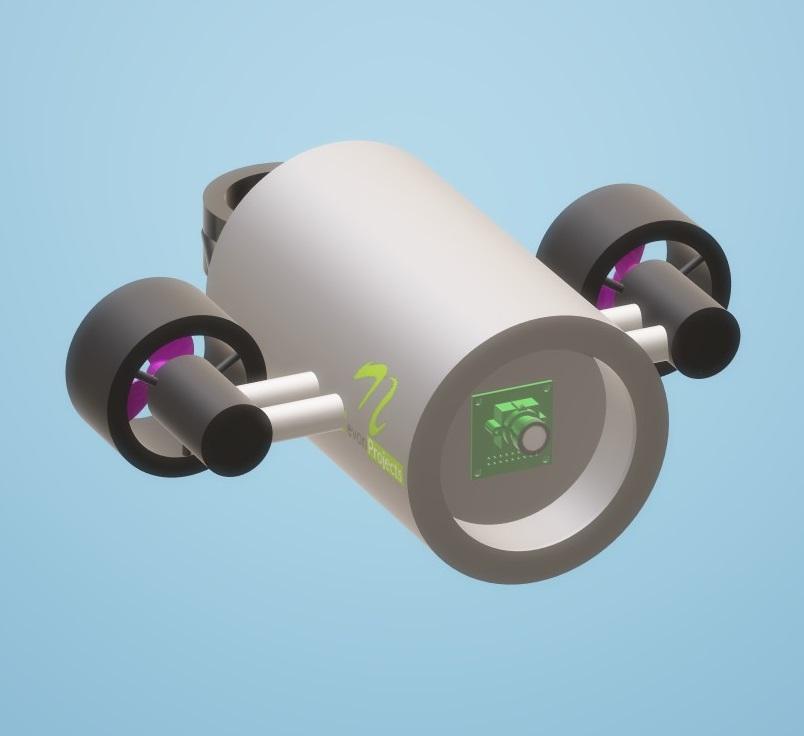 Nevon  RC Underwater Surveillance Drone
